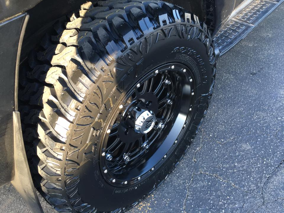 New Tires from Audiosport Escondido