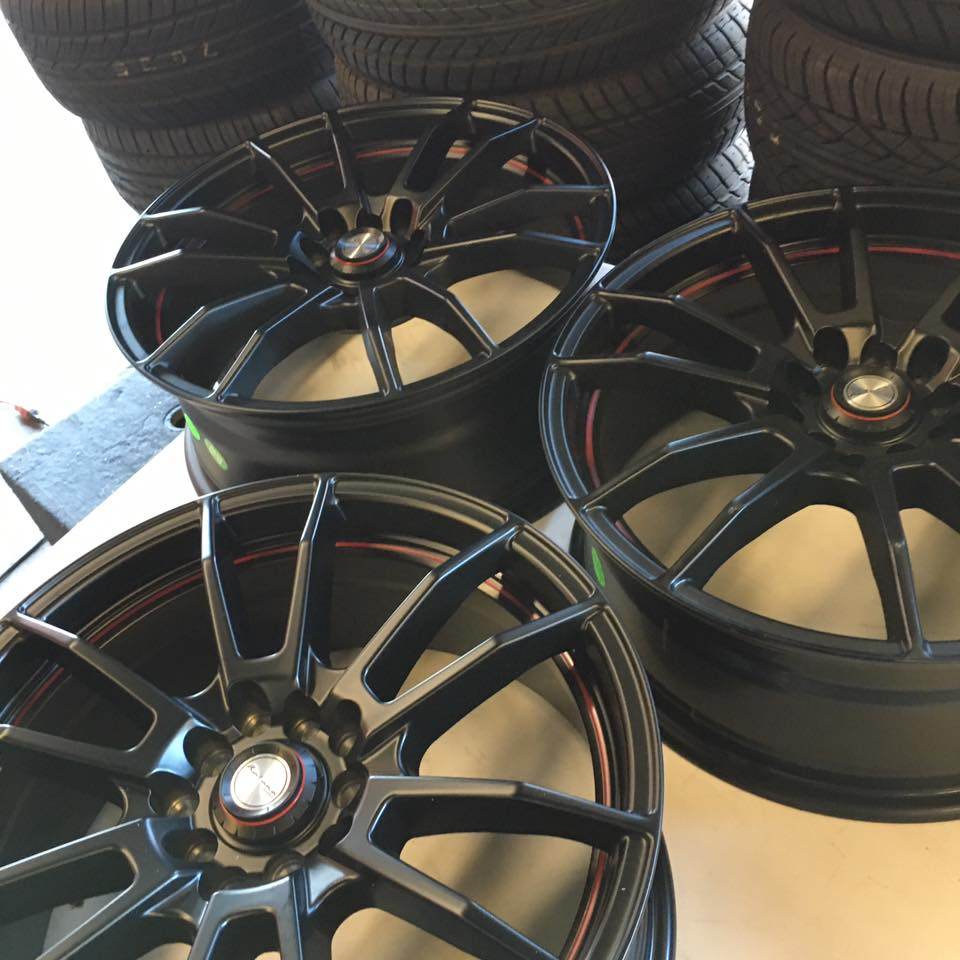 Awesome rims for your car at Audiosport