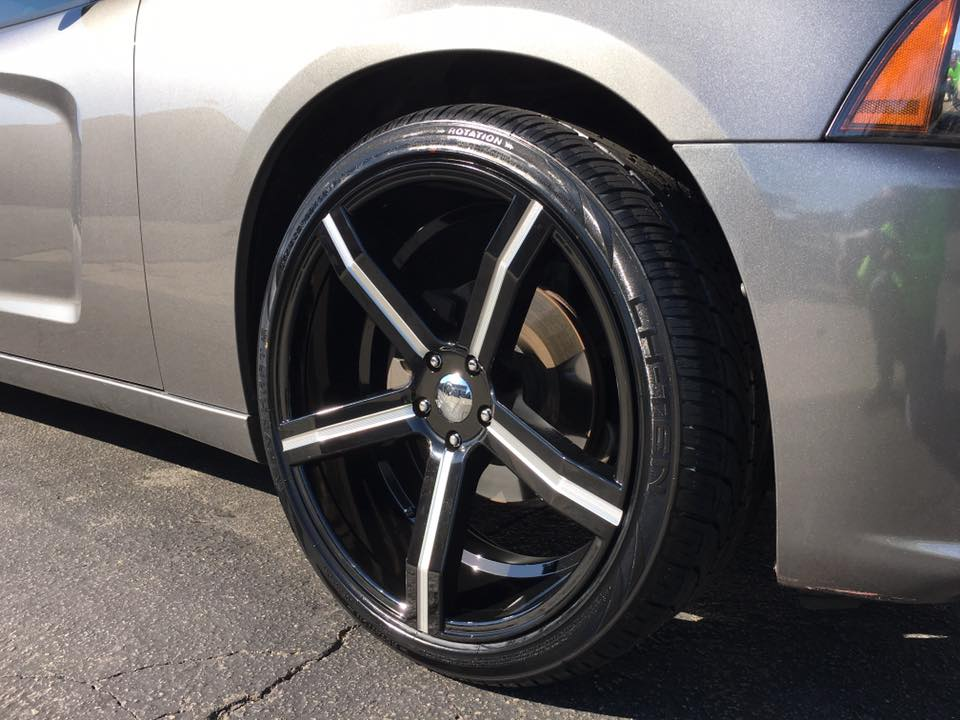 Sick new rims for your car in Escondido