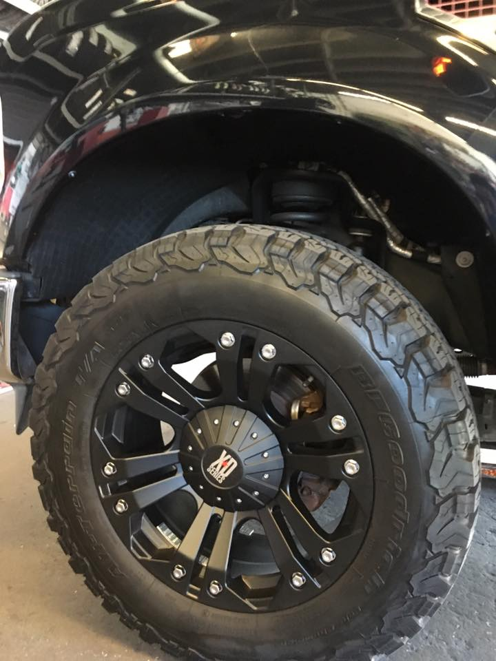 Rims and Lift Kits at Audiosport Escondido