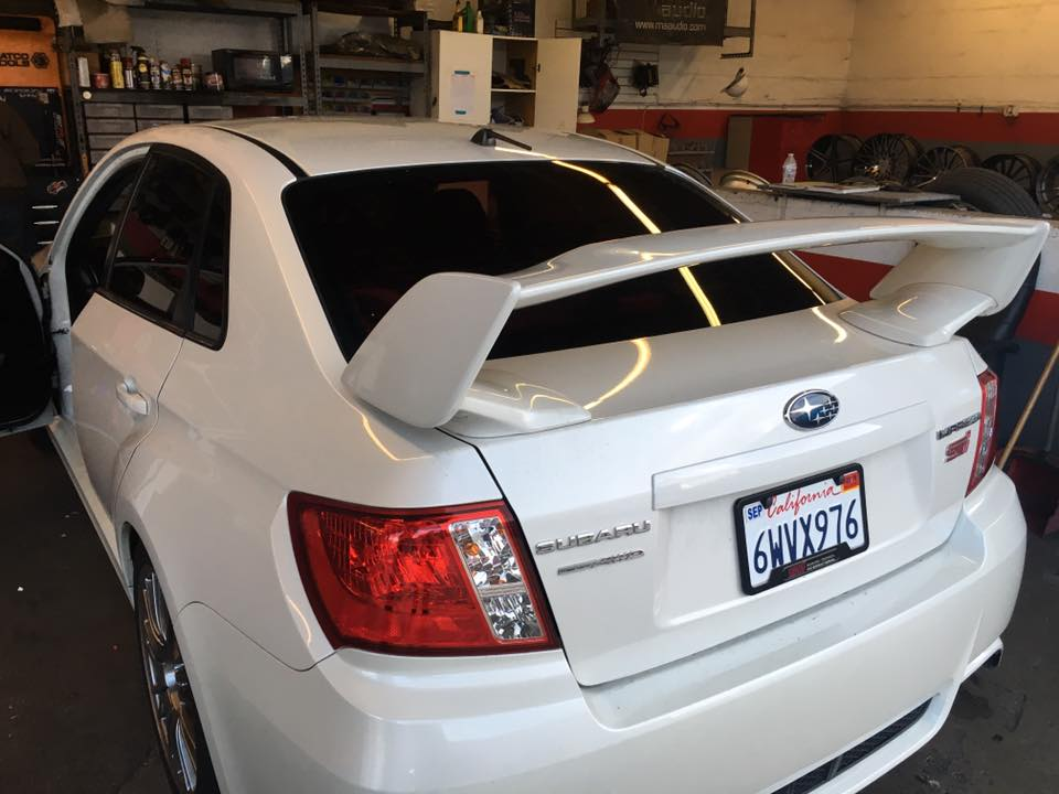 Best tinted windows in Escondido