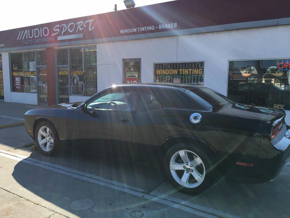 Best Window tint in San Diego at Audiosport