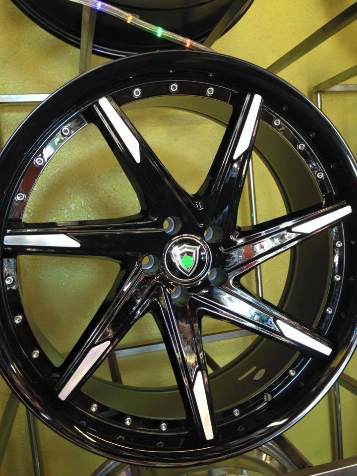 Audiosport has sick car rims