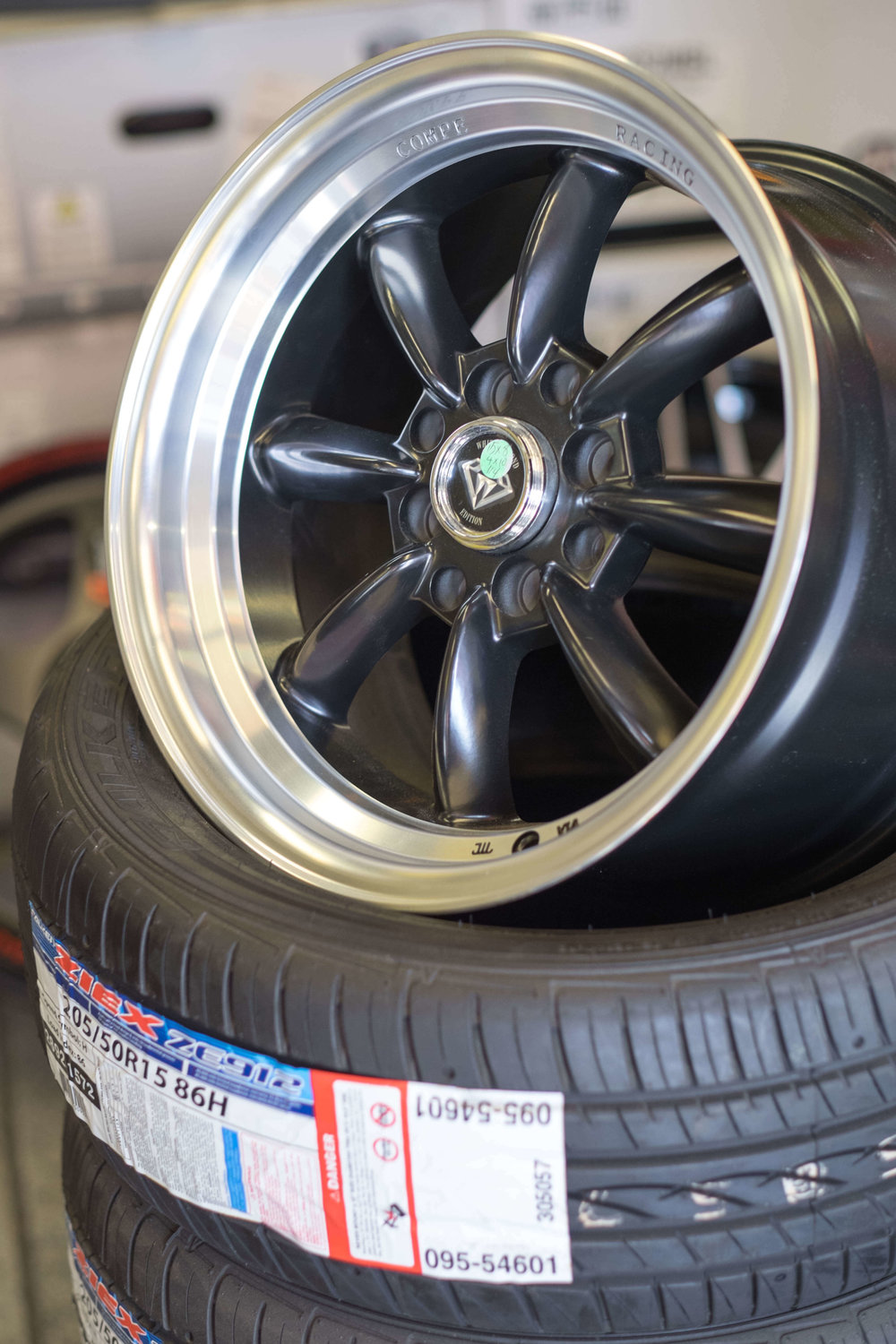 Amazing selection of car wheels and rims in Escondido