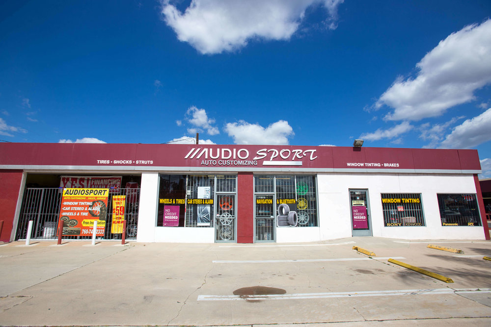 Audiosport in Escondido