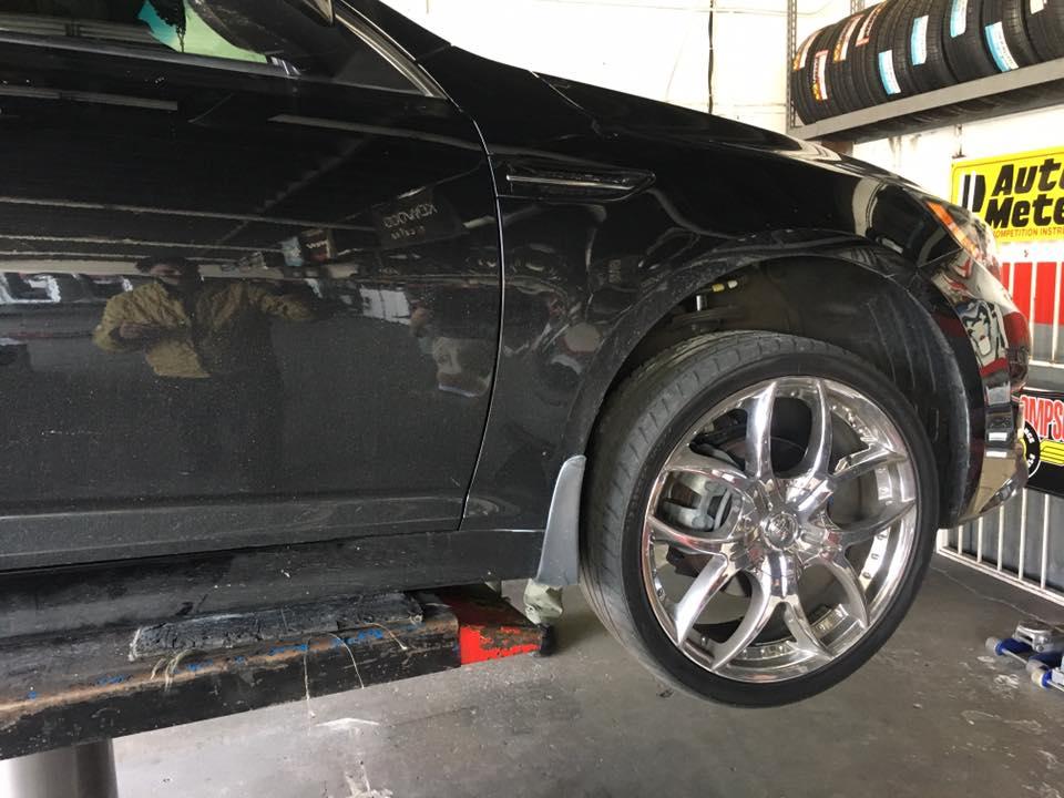 New Car Rims from Audiosport Escondido