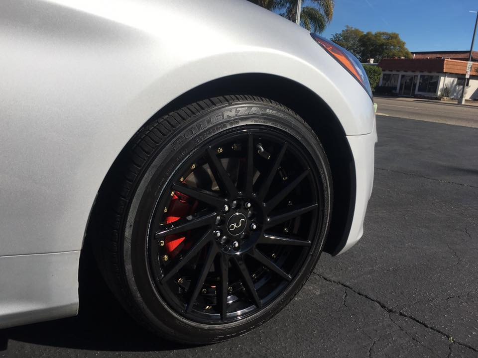 New wheels and tires for your car in Escondido