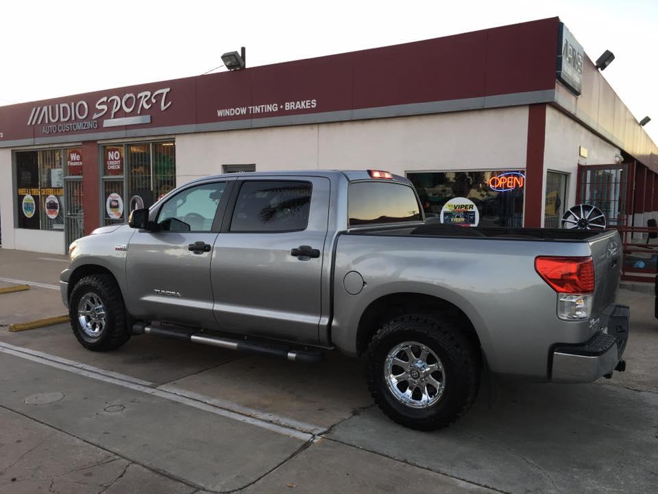 Get a Truck Lift Kit at Audiosport Escondido