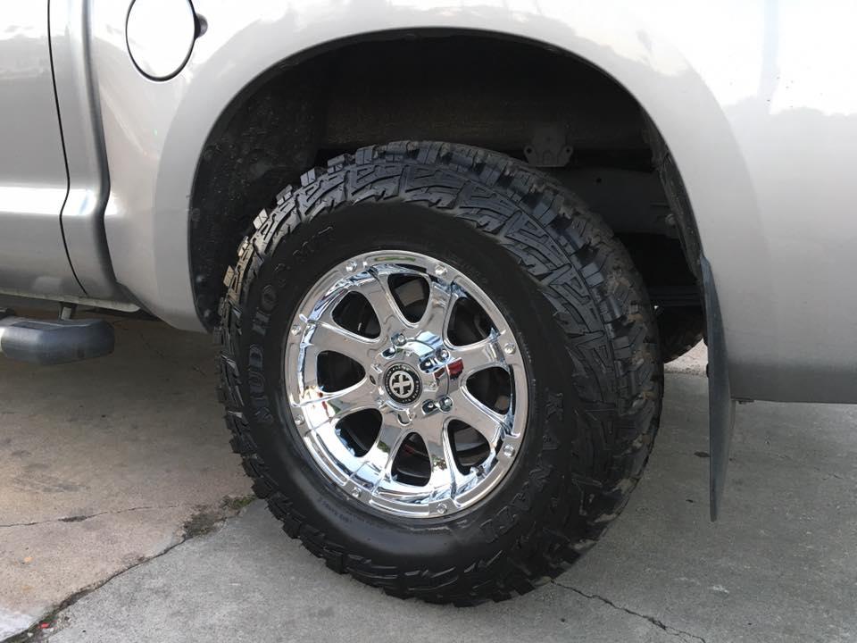 Get new car wheels, tires and rims at Audiosport