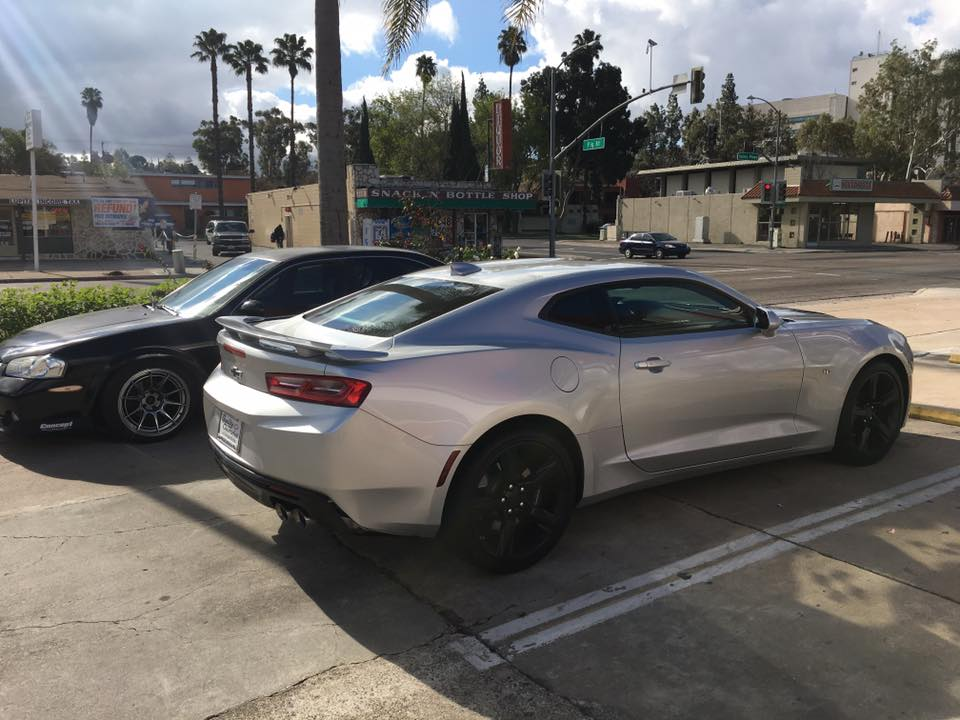 New Rims and Tinted Windows in Escondido