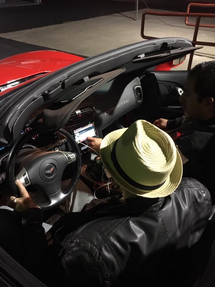 Car GPS Navigation System Installation in California