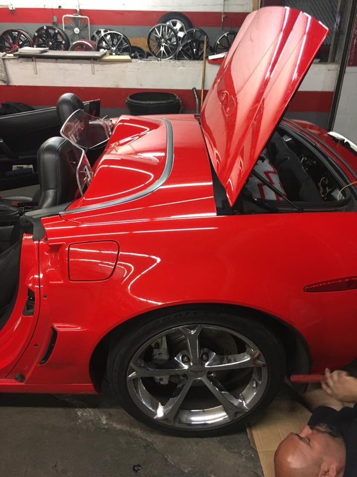 Car Work at our Auto Shop in Escondido