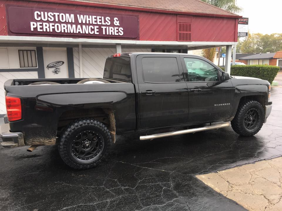 Lifted Truck and Offroading Suspension Kit
