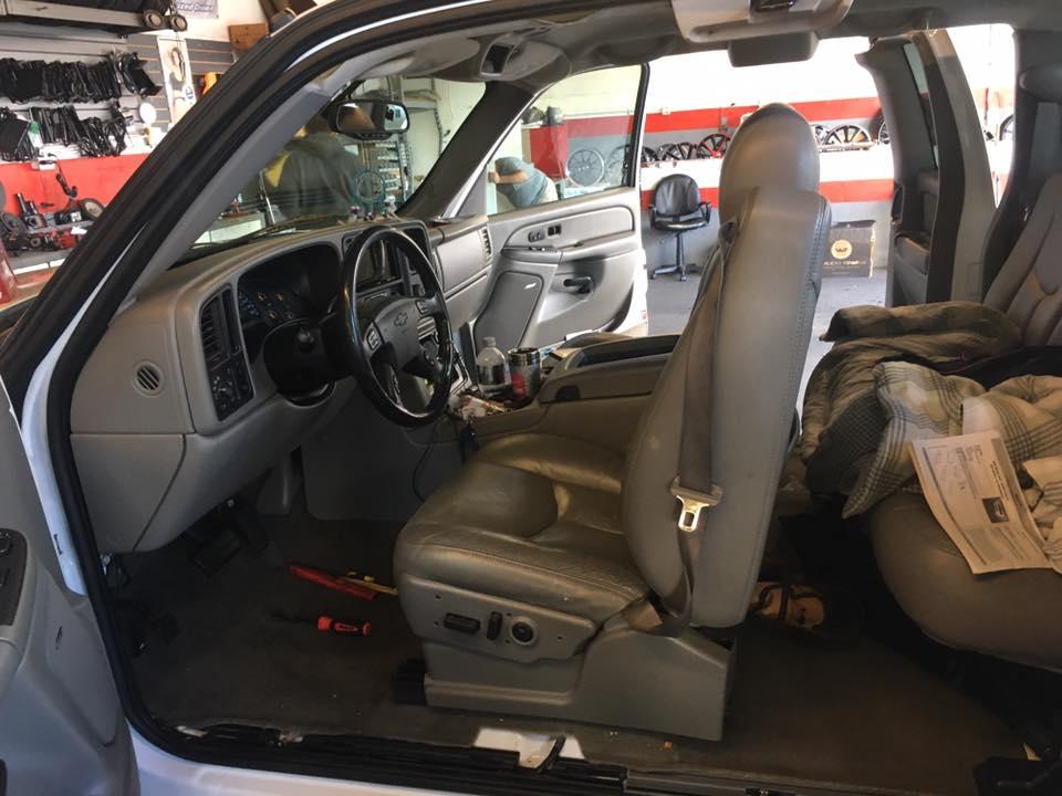 Car Audio Installation at Audiosport Escondido