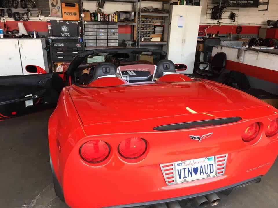 Custom Auto Work at Audiosport Escondido
