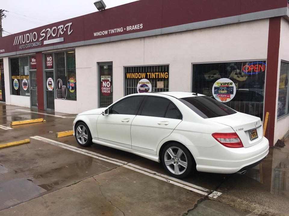 Audiosport is the best car service shop in Escondido