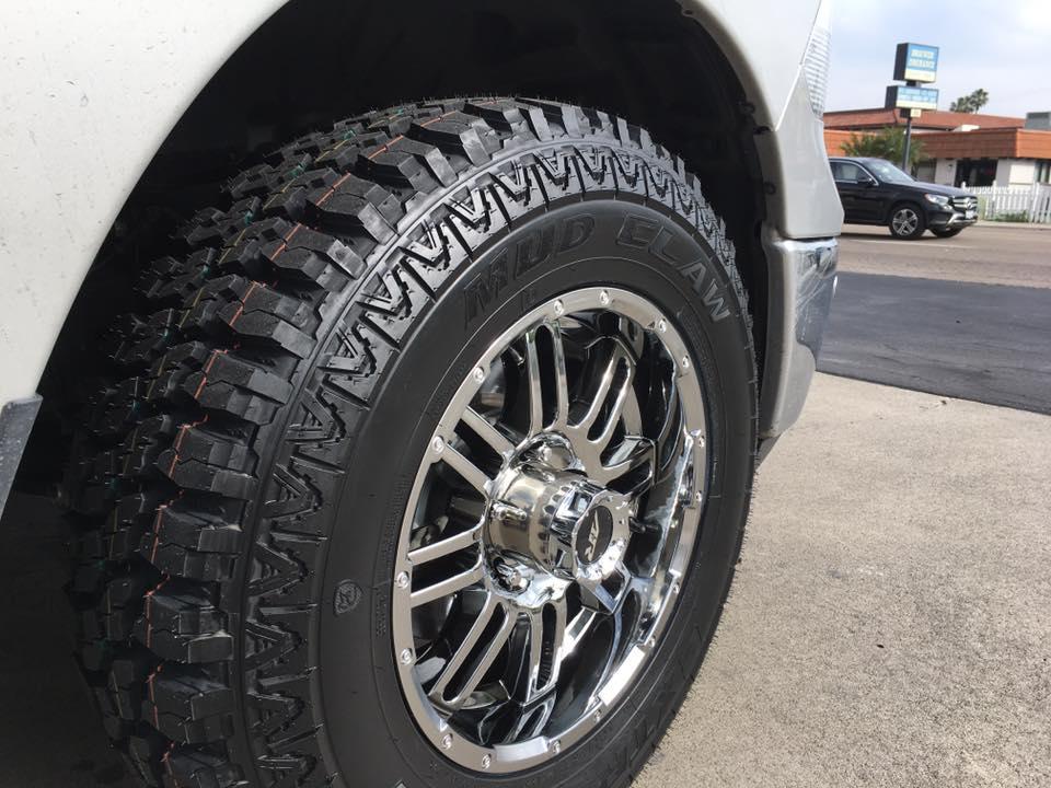 Audiosport has great wheels and rims