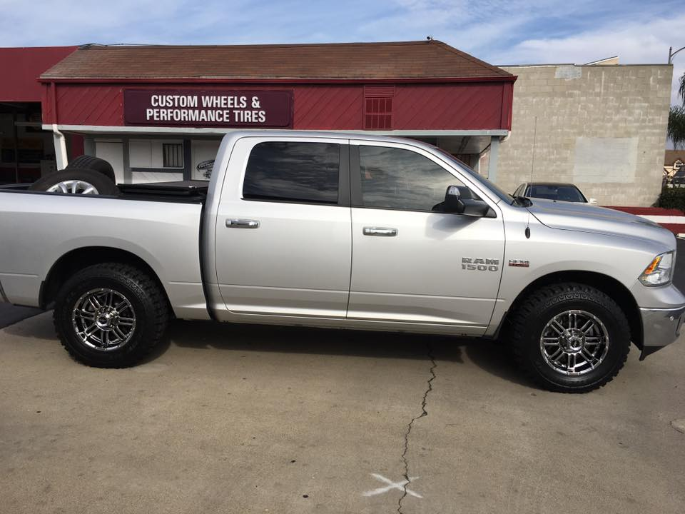 Truck Lift Kits and Offroading Package