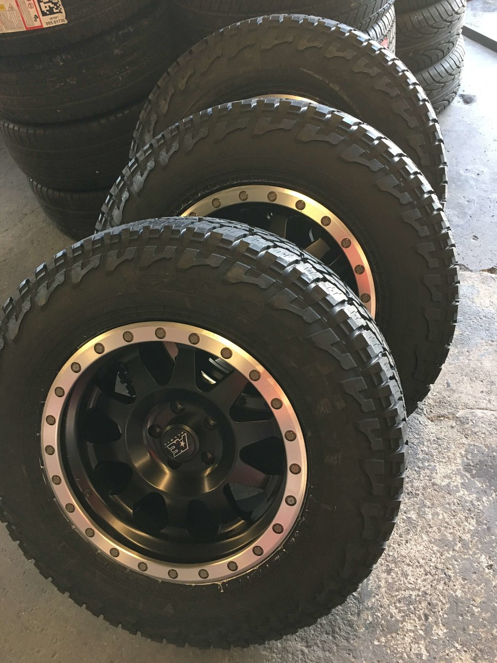 New Set of Tires in Escondido from Audiosport