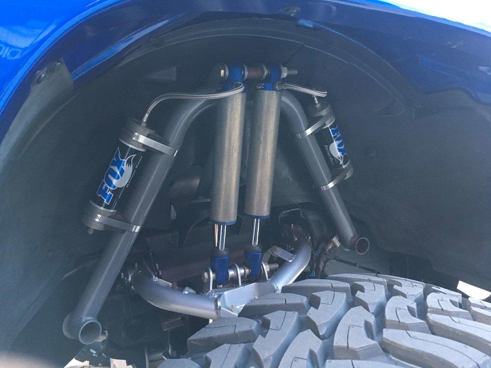 Get new shocks for your car at Audiosport Escondido