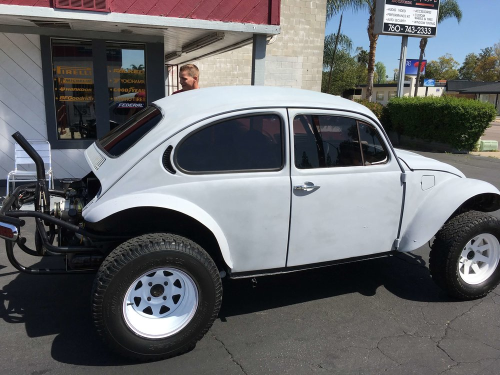 New shocks for your car in Escondido