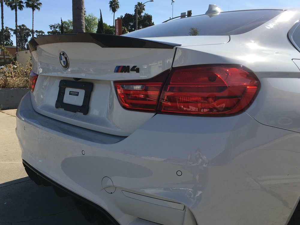 LED taillights installed in Escondido