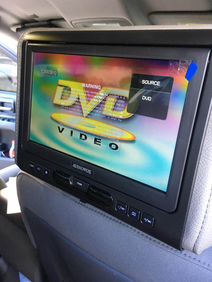 Install a DVD player in your car in Escondido.
