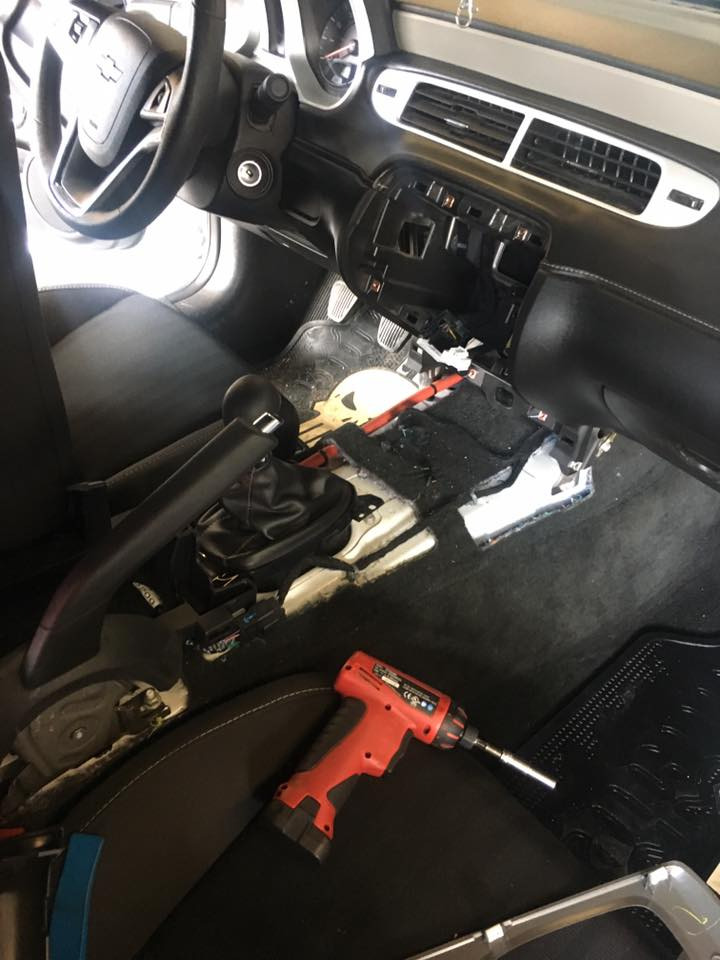 Custom Car Stereo Installation at Audiosport Escondido