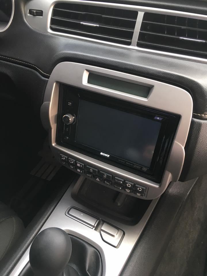 In-Dash GPS Navigation System in Escondido