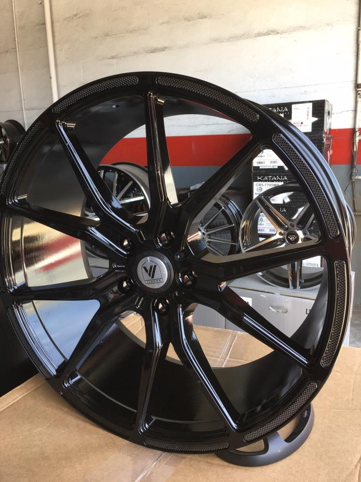Great selection of rims on sale at Audiosport