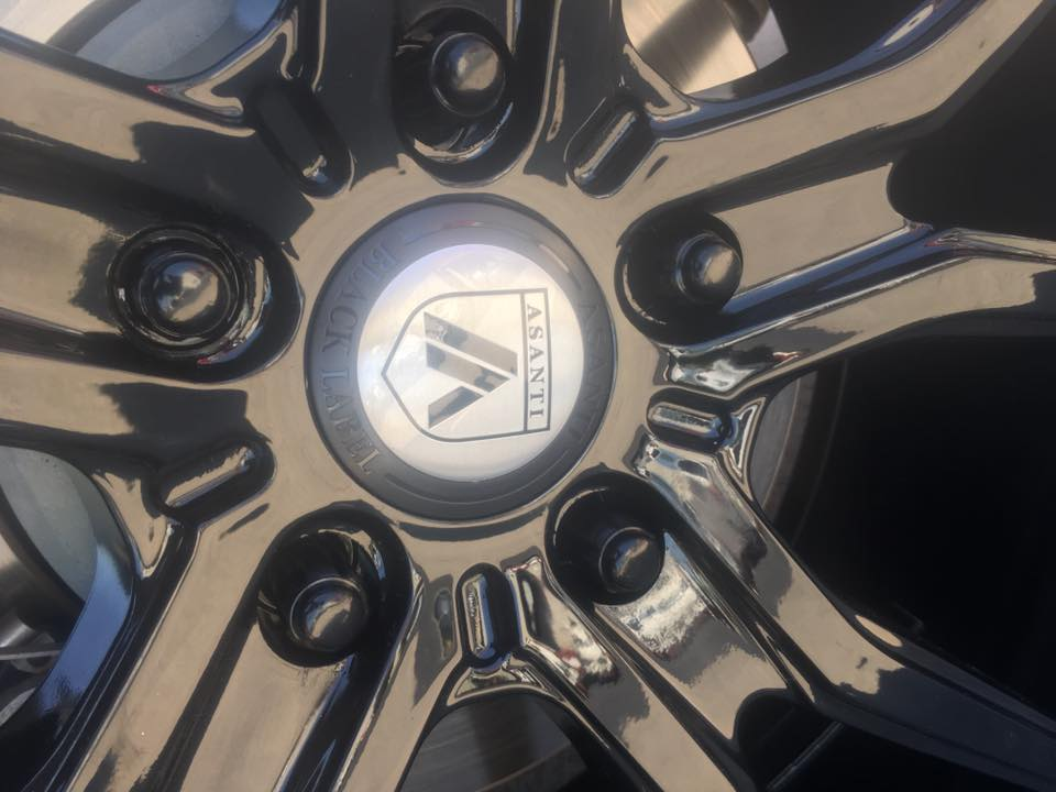 Amazing new rims for your car and wheels in Escondido