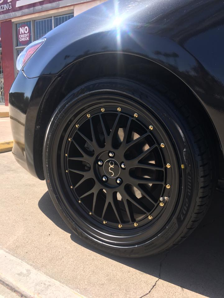Aftermarket Rims and Wheels in Escondido