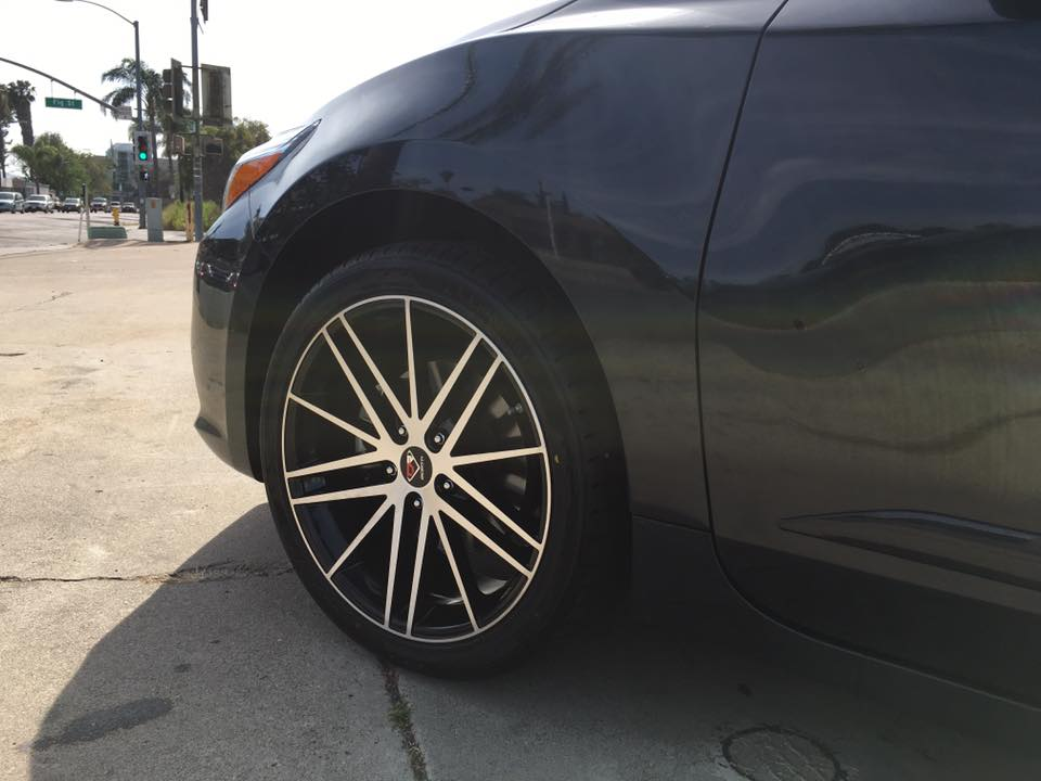 Sick new wheels for your car at Audiosport