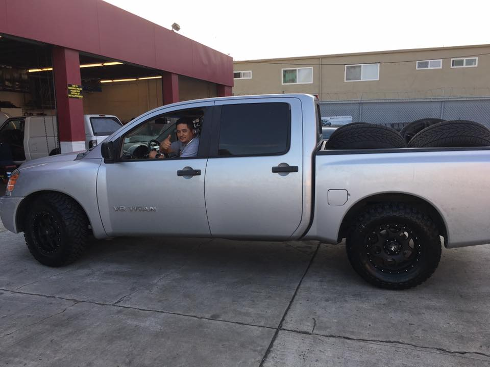 New and Used Tires at Audiosport Escondido