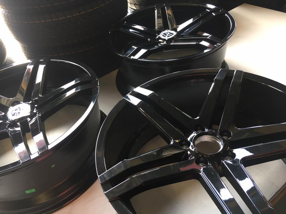 Best Selection of Aftermarket Car Rims in Escondido