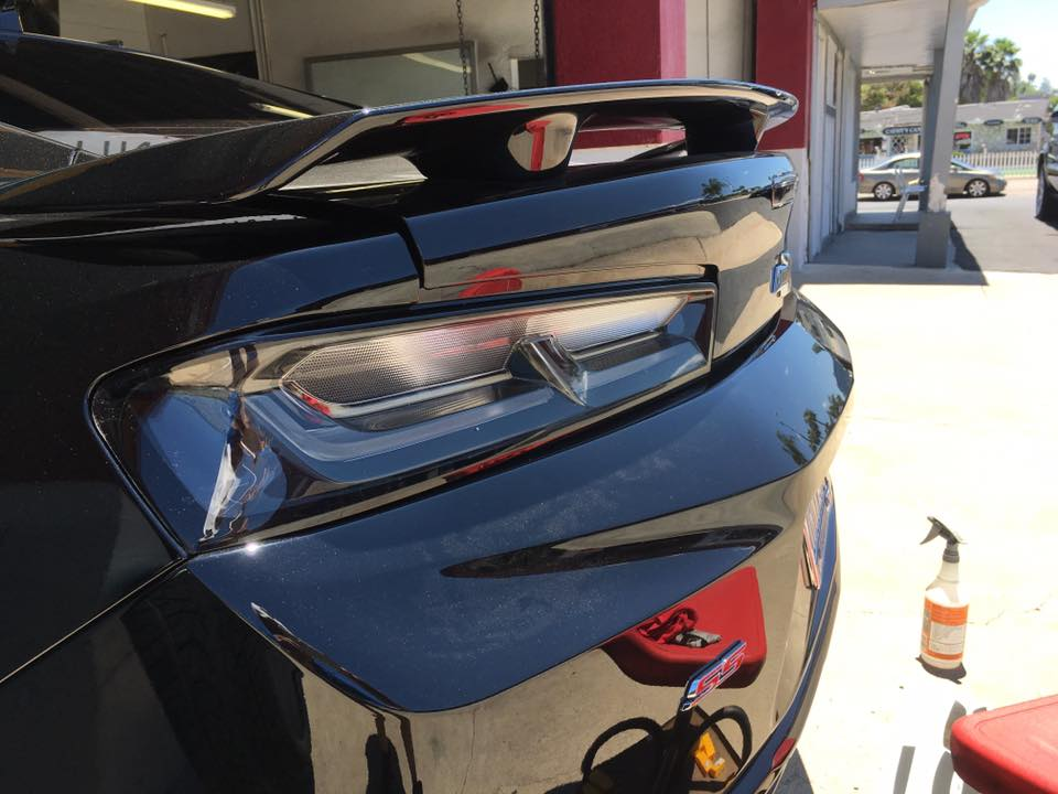 HID Taillights and Headlight installation in Escondido