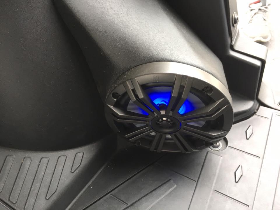 Custom Car Stereo Installation