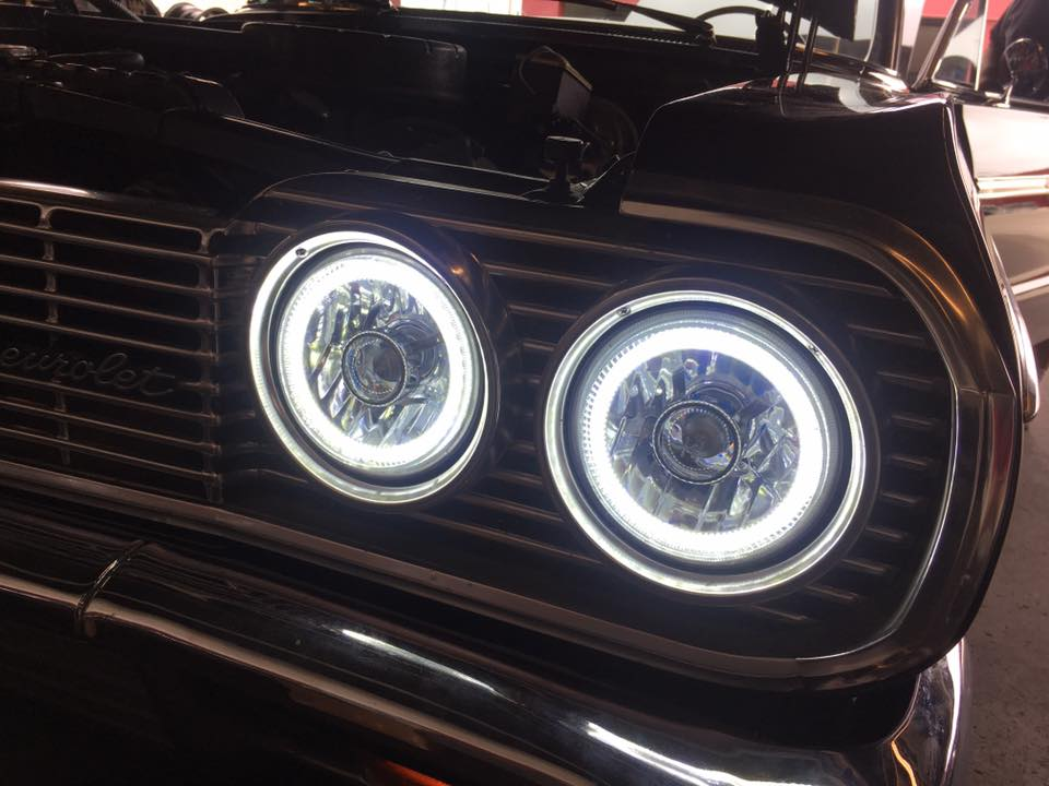 HID Headlights to Drive Safe in Escondido