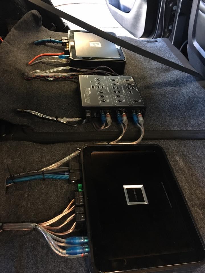 Custom Car Stereo Installation in Escondido