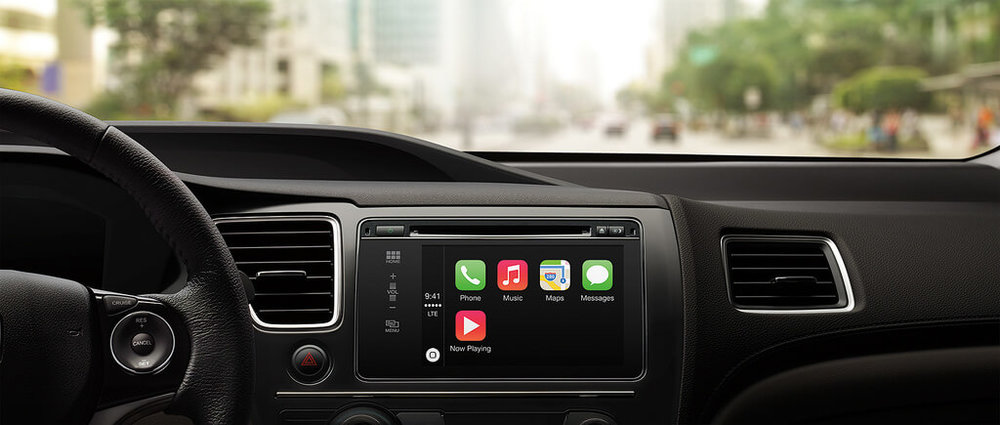 Apple Carplay Installation from Audiosport Escondido.