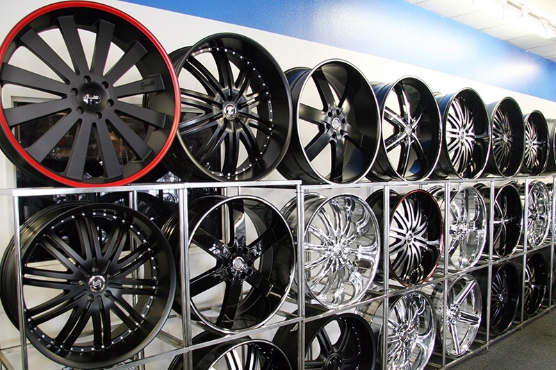 Cheap Car Rims & Tires Specials