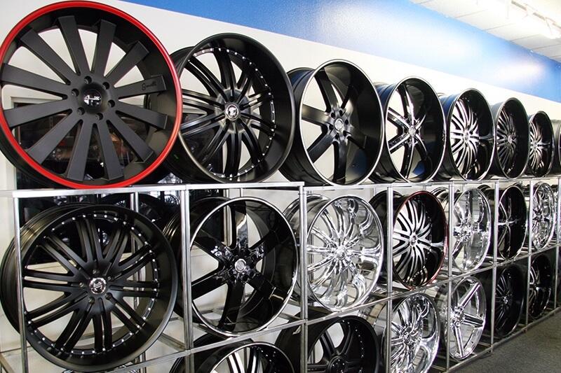 Car Rims & Tires Specials