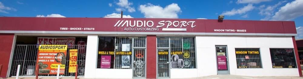 Audiosport cheap wheels and rims in Escondido.
