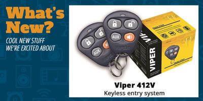 Viper car alarm system.