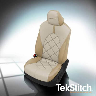TekStich Custom Fitted Seat Cover