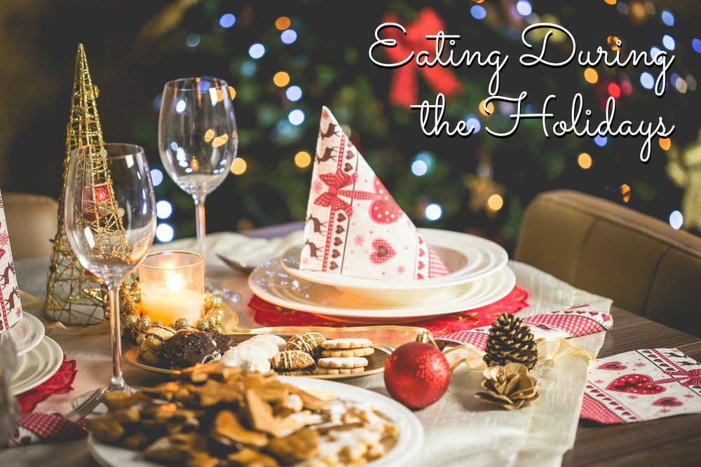 An RD's advice on eating during the holidays