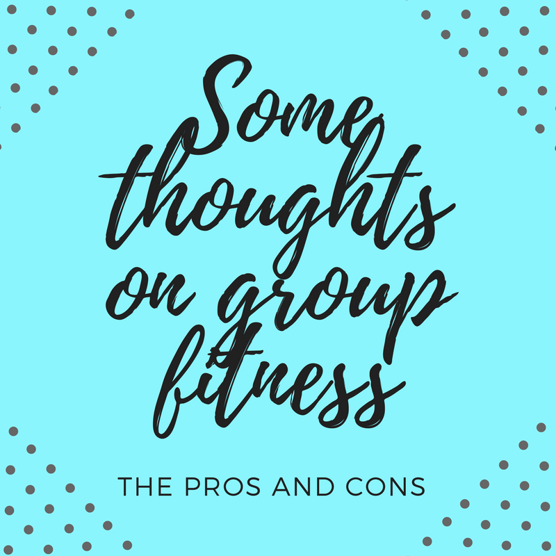Some Thoughts On Group Exercise Freedom Nutrition And Wellness