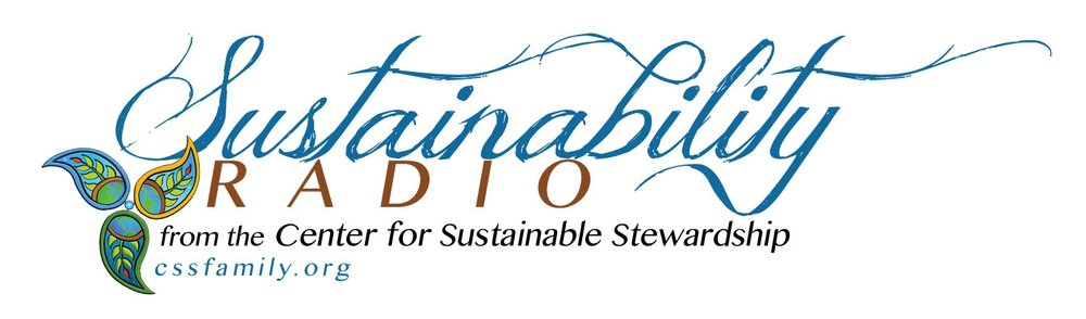 Sponsored in part by   Sustainability Radio