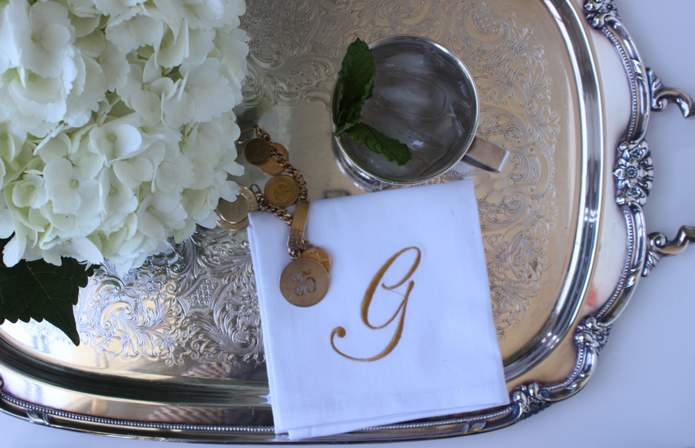 Silver tray vingette