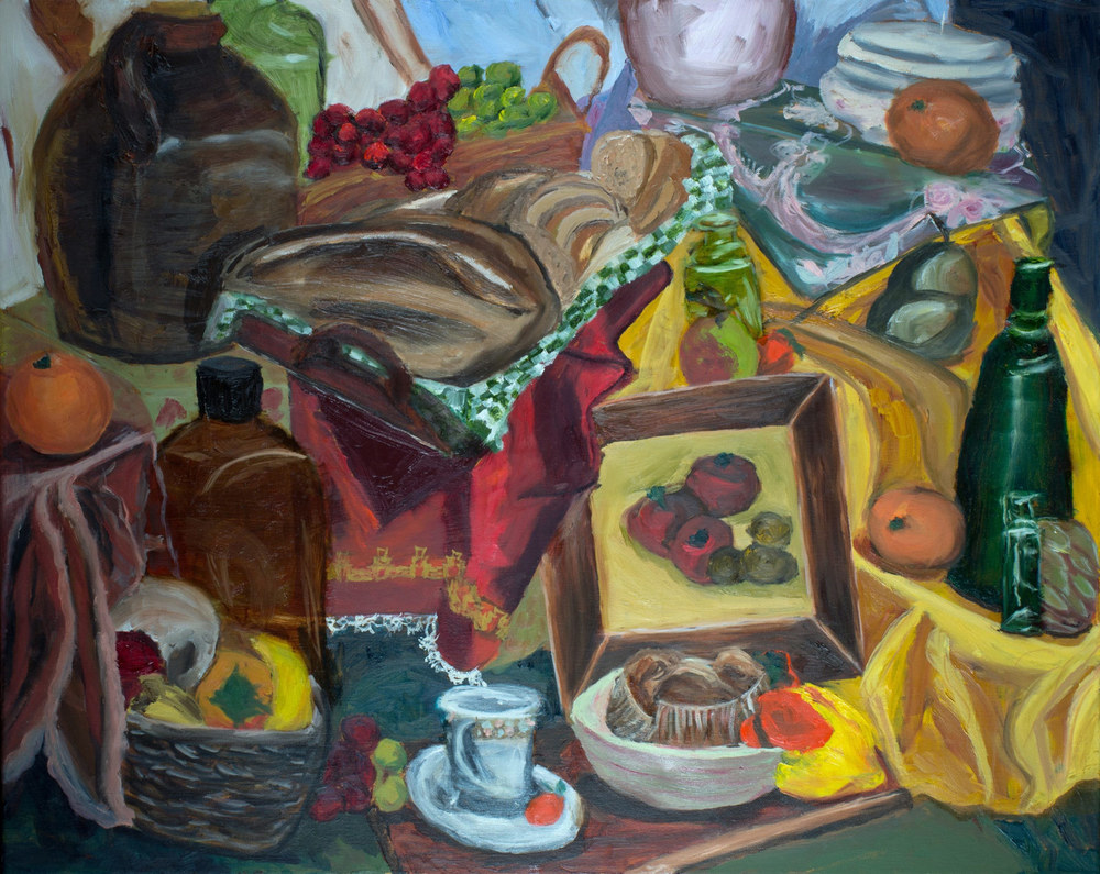Still Life– Royal Picnic, 2010